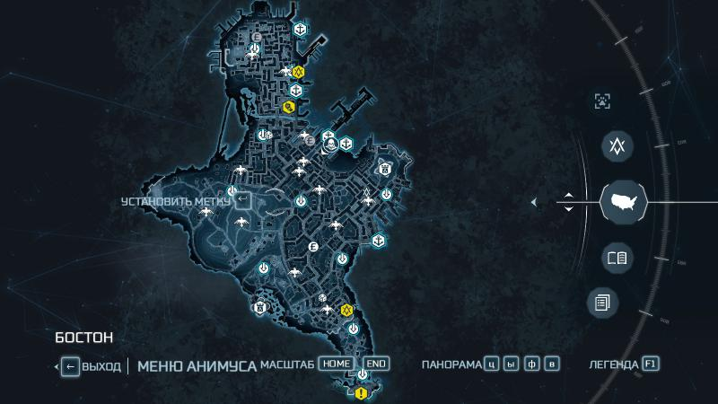 скачать Assassin's Creed 3 Remastered: Сохранение/SaveGame (Фронтир, Бостон, Нью-Йорк - открыты на 100%. Начало 9 главы. Все собрано)