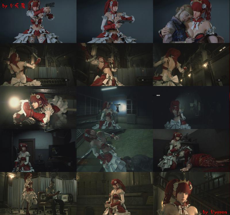 скачать Resident Evil 2