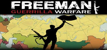 скачать Freeman: Guerrilla Warfare: Трейнер/Trainer (+10) [0.911]