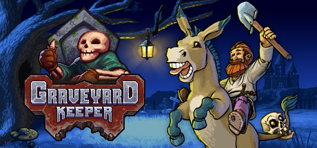 скачать Graveyard Keeper: Трейнер/Trainer (+5) [1.123]