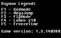 скачать Rayman Legends: Трейнер/Trainer (+5) [Steam] - Updated: 14.05.2019