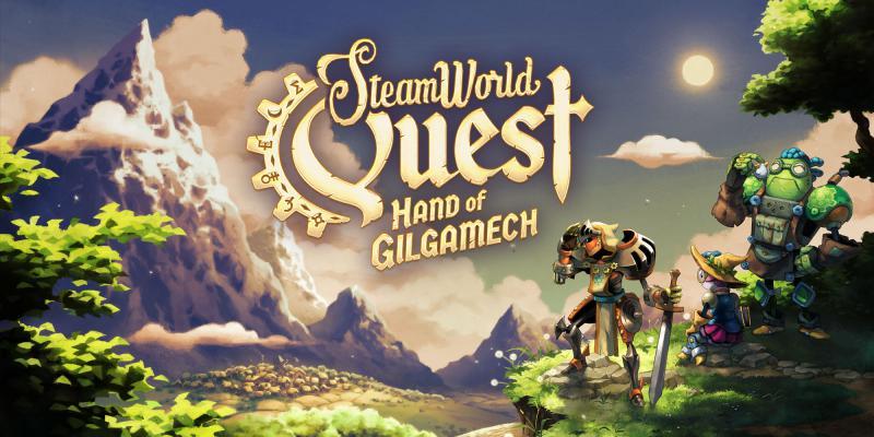 скачать SteamWorld Quest Hand of Gilgamech: Трейнер/Trainer (+4) [1.0]