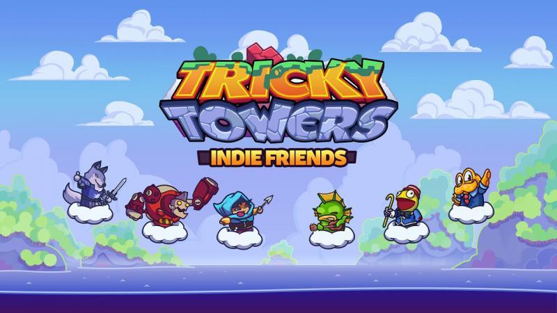 скачать Tricky Towers: DLC Unlocker / Разблокировщик DLC контента для пираток