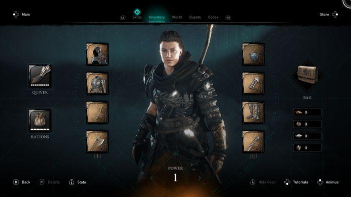 скачать Assassin's Creed: Valhalla - сохранение (начало игры, все локации видны, контент Ultimate edition разблокирован)