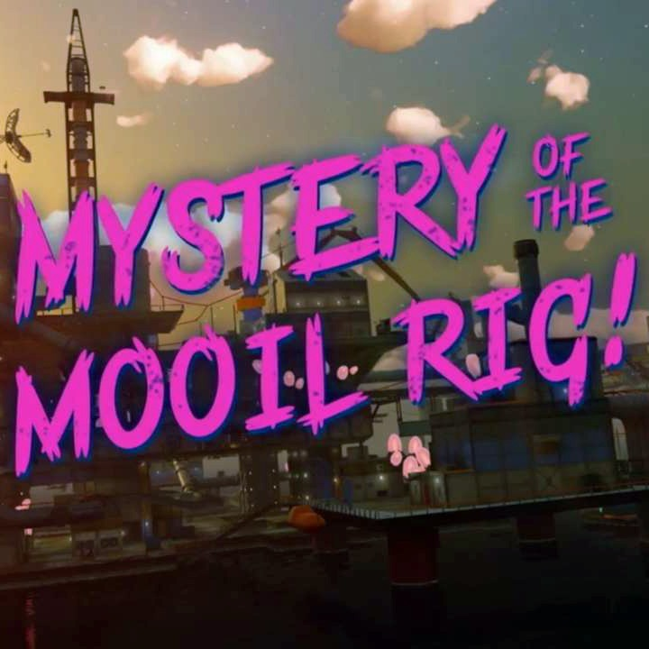 Sunset Overdrive -- Mystery of the Mooil Rig