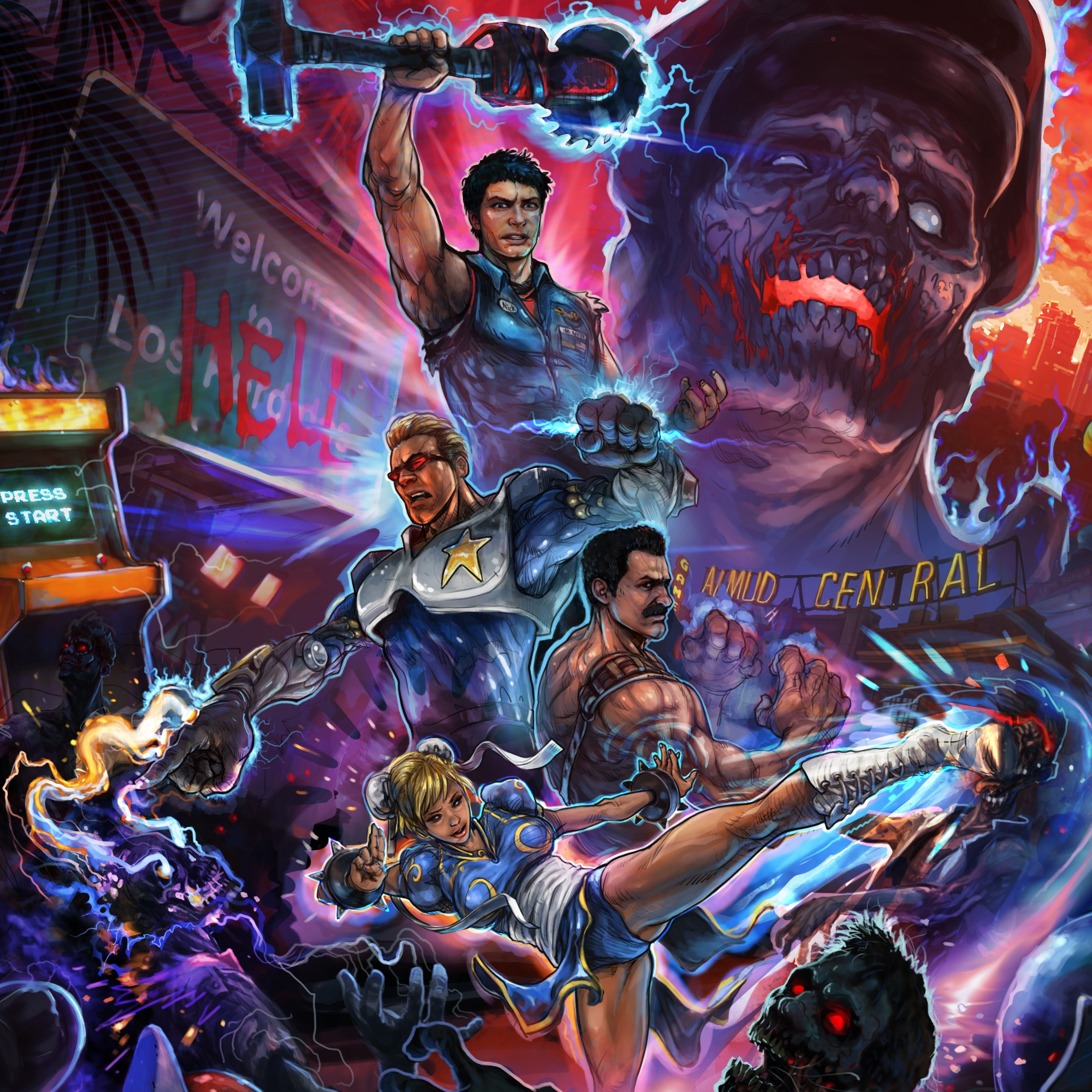 Super Ultra Dead Rising 3: Arcade Remix Hyper Edition EX + u03b1