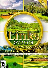 Links 2003: Championship Courses