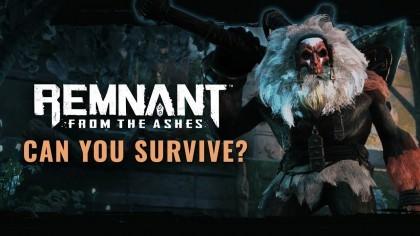 Remnant: From the Ashes – Свежий трейлер кооперативного шутера и дата выхода