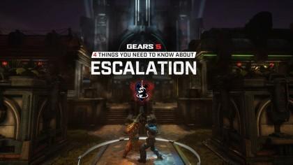 Gears 5 – Подробности соревновательного режима «Эскалация»
