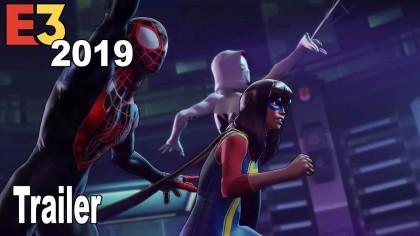 Marvel Ultimate Alliance 3: The Black Order – Новый трейлер игры с Е3 2019 (Nintendo Direct)