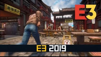 Shenmue 3 – Новый трейлер игры с E3 2019 (PC Gaming Show)