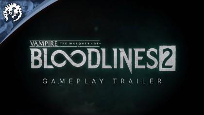 Vampire: The Masquerade – Bloodlines 2 – Расширенный геймплейный трейлер с Е3 2019 (На русском)
