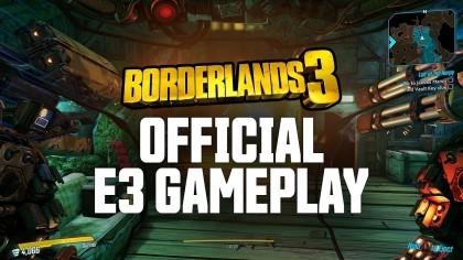 Borderlands 3 – Официальный геймплей игры с Е3 2019