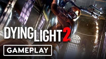 Dying Light 2 – 8 минут нового геймплея с Е3 2019
