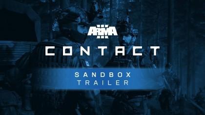 Геймплей - ArmA 3 – Подробности дополнения «Contact» в новом ролике