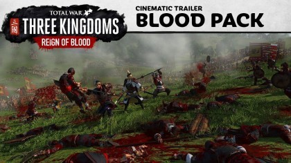 Total War: Three Kingdoms – Трейлер дополнения «Кровавое владычество»