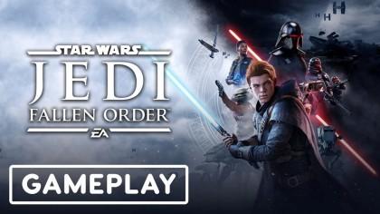 Star Wars Jedi: Fallen Order (Звёздные Войны Джедаи: Павший Орден) – Прохождение демо-версии с Е3 2019