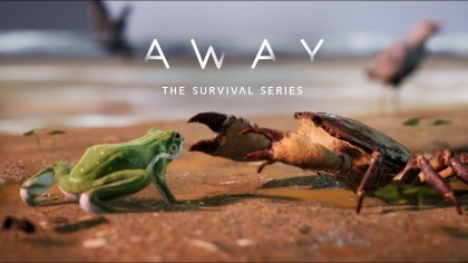 AWAY: The Survival Series – Трейлер геймплея игры