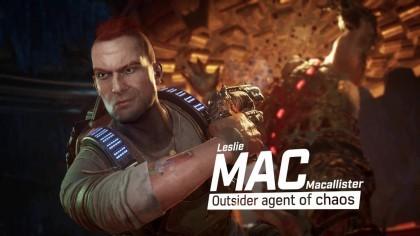 Gears 5 – Трейлер игры, посвящённый персонажу Лесли «Маку» Макаллистеру