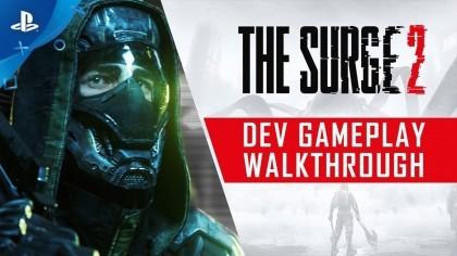 The Surge 2 – 9 минут игрового процесса (Новый геймплей)