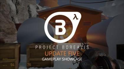 Half-Life 3: Project Borealis – Новый геймплей (Обновление №5)