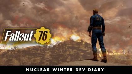 Fallout 76 – Трейлер режима «Ядерная зима» с Е3 2019 (Королевская битва)