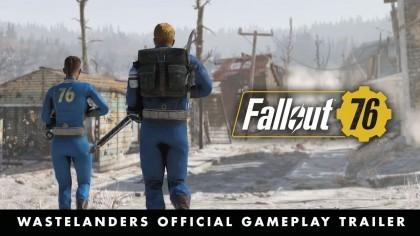 Fallout 76 – Трейлер дополнения «Wastelanders» с Е3 2019
