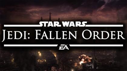 Star Wars Jedi: Fallen Order (Звёздные Войны Джедаи: Павший Орден) – Официальный трейлер с Е3 2019