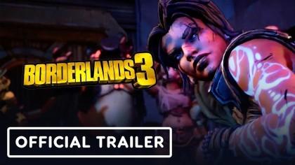 Borderlands 3 – Новый официальный трейлер с Е3 2019