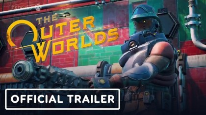 The Outer Worlds – Новый трейлер игры с Е3 2019