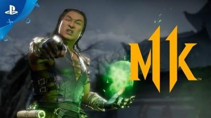 Mortal Kombat 11 – Официальный трейлер нового персонажа «Шан Цунг» (Kombat Pack)