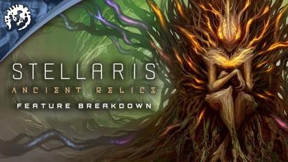 Stellaris – Трейлер дополнения «Ancient Relics» и дата выхода (На русском)