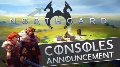 Northgard – Официальный трейлер игры на консоли