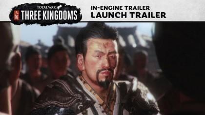 Total War: Three Kingdoms – Релизный трейлер «Лю Бэй»