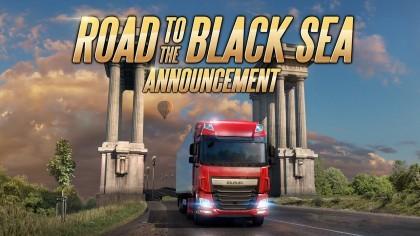 Euro Truck Simulator 2 – Трейлер дополнения «Чёрное море»