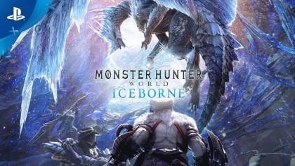 Monster Hunter World – Трейлер дополнения «Iceborne» с выставки «State of Play»