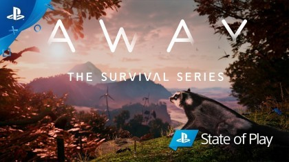 Away: The Survival Series – Анонсирующий трейлер с выставки «State of Play»