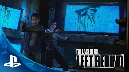 как пройти The Last of Us: Left Behind видео