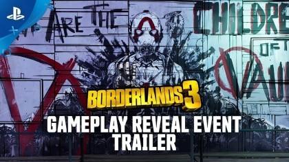 Borderlands 3 – Трейлер геймплея игры