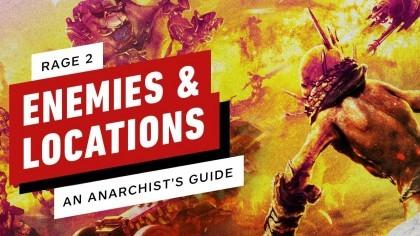 RAGE 2 – Окружающий мир, локации и разнообразные враги (Новый геймплей)
