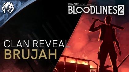 Vampire: The Masquerade –  Bloodlines 2 – Трейлер чистокровного клана «Бруха»