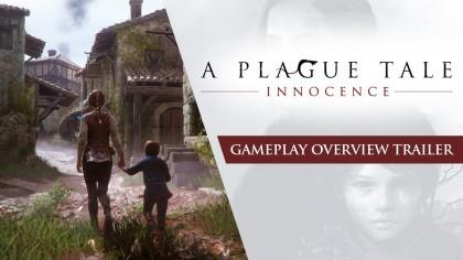 Трейлеры - A Plague Tale: Innocence – Трейлер основ сюжета и игрового процесса