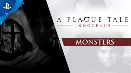 Трейлеры - A Plague Tale: Innocence – Новый трейлер под названием «Монстры»