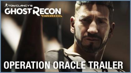 Tom Clancy's Ghost Recon: Wildlands – Трейлер новой операции «Оракул» (На русском)