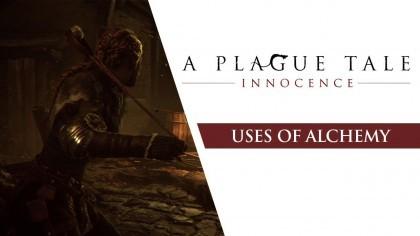 Трейлеры - A Plague Tale: Innocence – Трейлер, посвящённый алхимии в игре