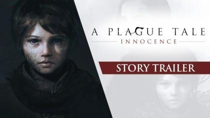 Трейлеры - A Plague Tale: Innocence – Сюжетный трейлер игры