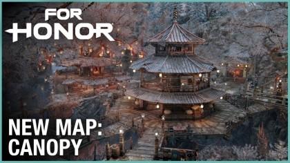 For Honor – Трейлер новой карты «Canopy» и её особенностей