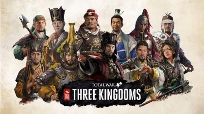 Total War: Three Kingdoms – Трейлер с военачальниками в игре