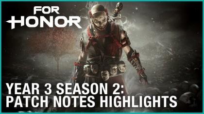 For Honor – Трейлер нововведений грядущего сезона
