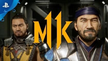 Mortal Kombat 11 – Официальный релизный трейлер игры